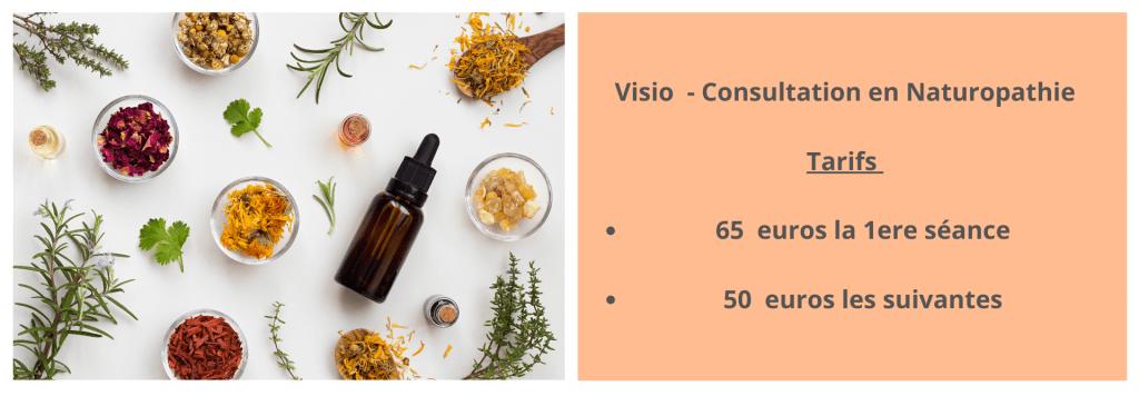 VISIO consult tarif